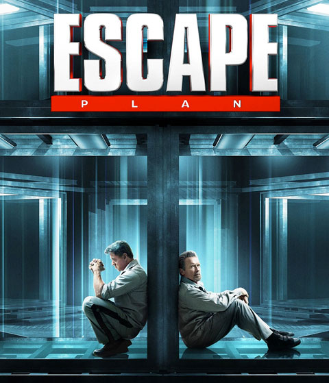 Escape Plan (HD) Vudu Redeem