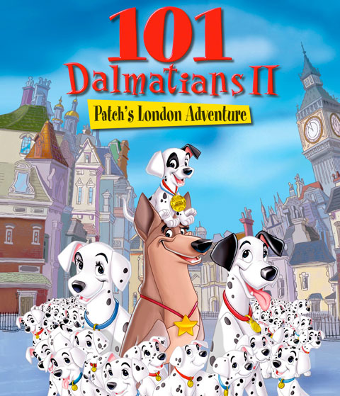 101 Dalmatians II: Patch's London Adventure (HD) Google Play Redeem (Ports To MA)