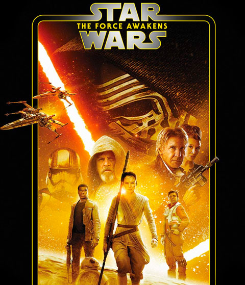 Star Wars: The Force Awakens (HD) Google Play Redeem (Ports To MA)