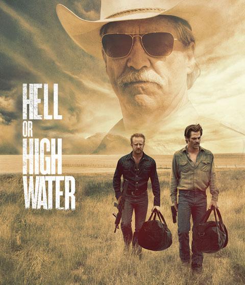 Hell Or High Water (HD) Vudu Redeem
