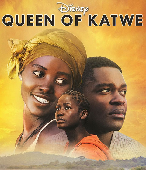 Queen Of Katwe (HD) Google Play Redeem (Ports To MA)