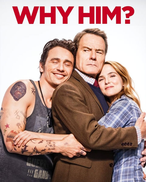 Why Him? (4K) ITunes Redeem (Ports To MA)