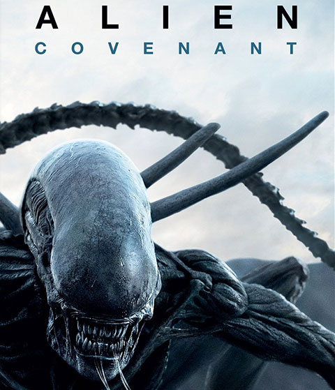 Alien: Covenant (HD) Vudu / Movies Anywhere Redeem