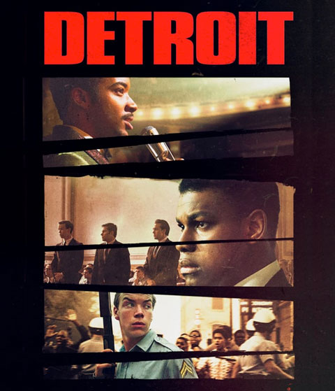 Detroit (HD) Vudu / Movies Anywhere Redeem