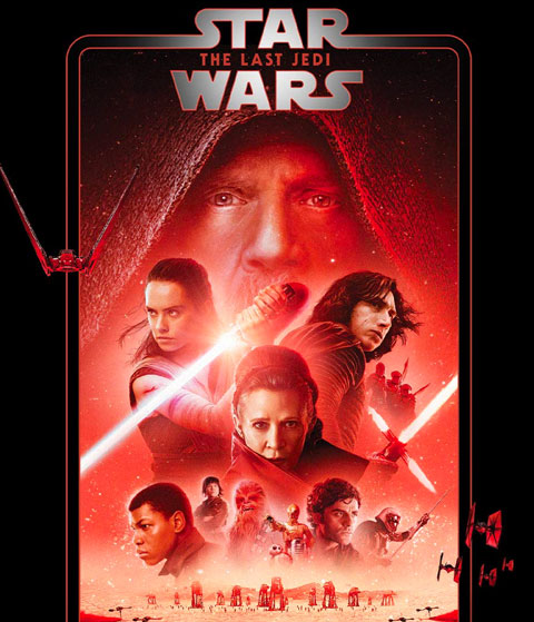 Star Wars: The Last Jedi (HD) Google Play Redeem (Ports To MA)