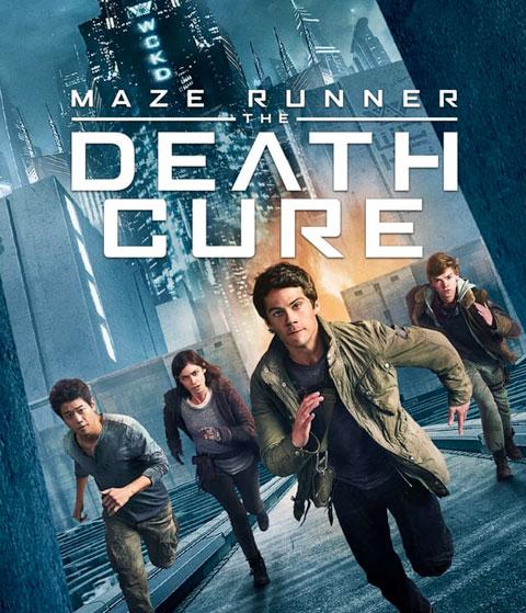 Maze Runner: The Death Cure (HD) Vudu / Movies Anywhere Redeem