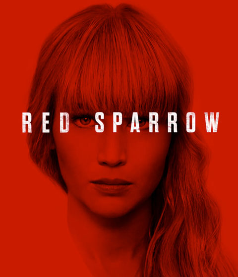 Red Sparrow (HD) Vudu / Movies Anywhere Redeem