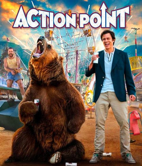 Action Point (HDX) Vudu Redeem
