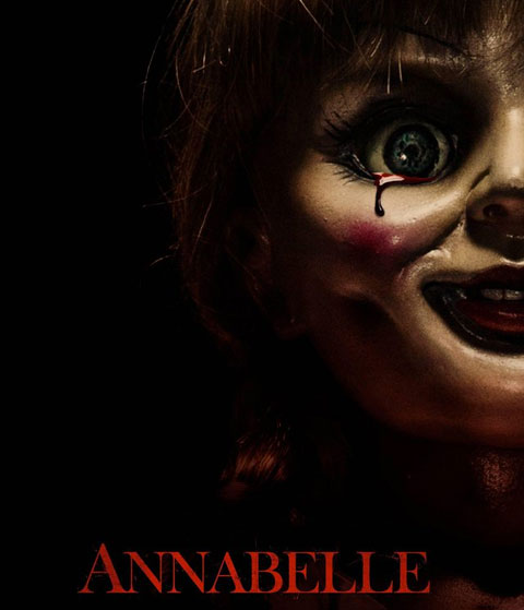 Annabelle (HD) Movies Anywhere at uvredeem.me/moviesanywhere (Will Port to Vudu / iTunes via MA)