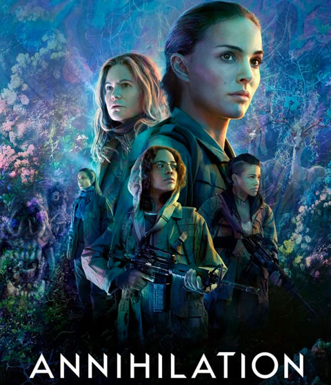 Annihilation (HDX) Vudu at uvredeem.me/annihilation