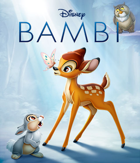 Bambi (HD) ***Redeem on iTunes*** (Will Then Port to Vudu / Movies Anywhere)