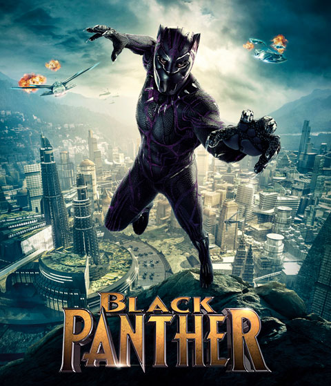 Black Panther (HD) ITunes Redeem (Ports To MA)