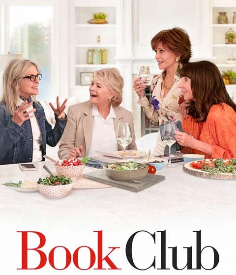 Book Club (4K) ITunes Redeem