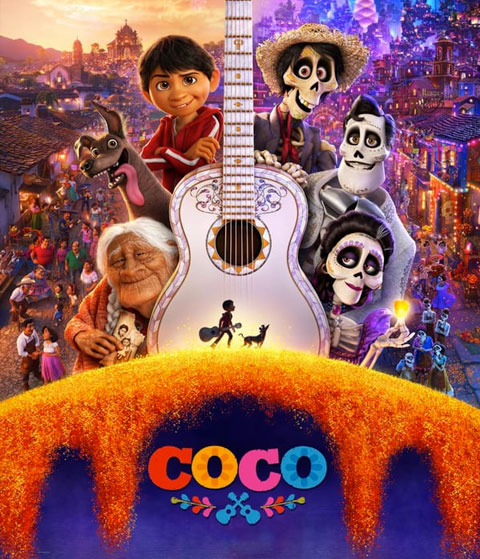 Coco (HD) Google Play Redeem (Ports To MA)