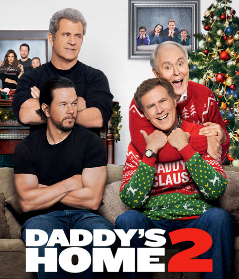 Daddy's Home 2 (4K) Vudu at uvredeem.me/daddyshome2