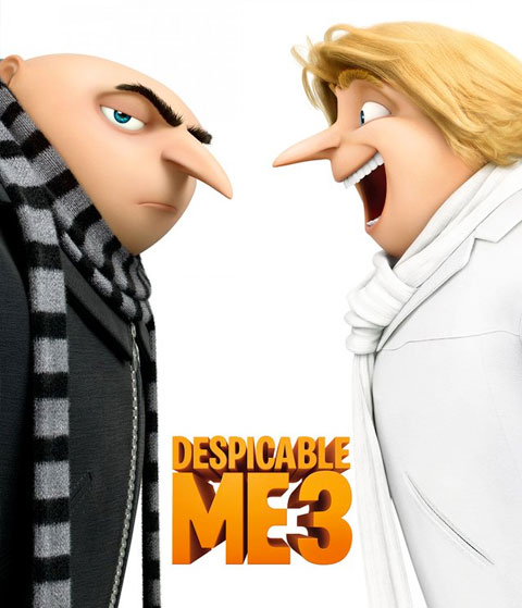 Despicable Me 3 (4K) Vudu at uvredeem.me/despme3