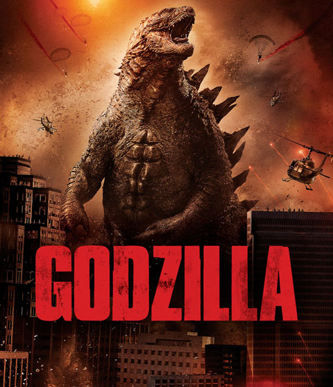 Godzilla - 2014 (HD) Movies Anywhere at uvredeem.me/moviesanywhere (Will Port to iTunes / Vudu via MA)