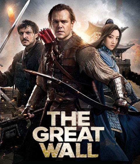The Great Wall (4K) ***Redeem on iTunes*** (Will Then Port to Movies Anywhere as HD)