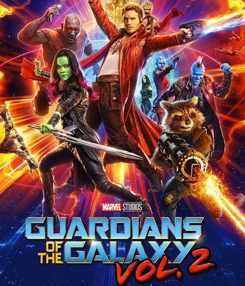Guardians of the Galaxy Vol. 2 (HD) ***Redeem on iTunes*** (Will Then Port to Movies Anywhere)