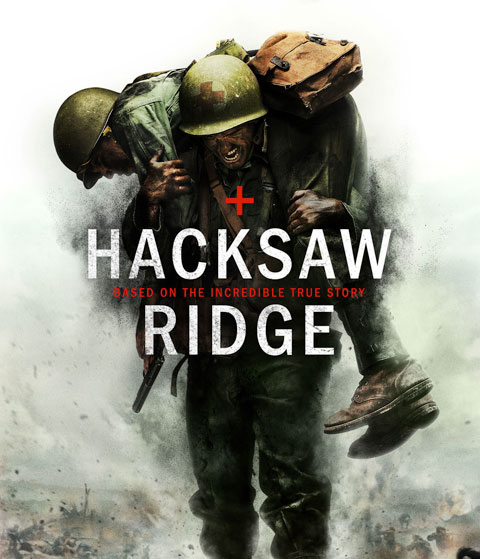 Hacksaw Ridge (4K) iTunes Redeem