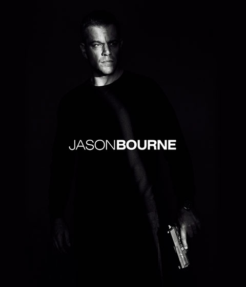 Jason Bourne (4K) ***Redeem on iTunes*** (Will Then Port to Movies Anywhere as HD)