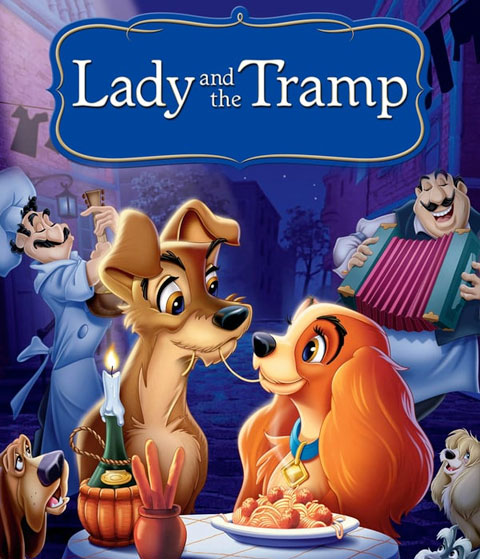 Lady and the Tramp (HD) ***Redeem on iTunes*** (Will Then Port to Movies Anywhere)
