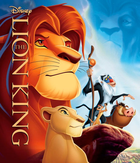 The Lion King (HD) + Sing-Along Version ***Redeem on iTunes*** (No MA - Does Not Port)