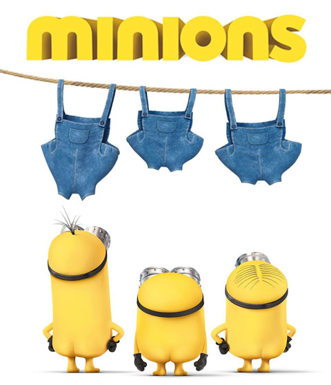 Minions (4K) ***Redeem on iTunes*** (Will Then Port to Movies Anywhere)