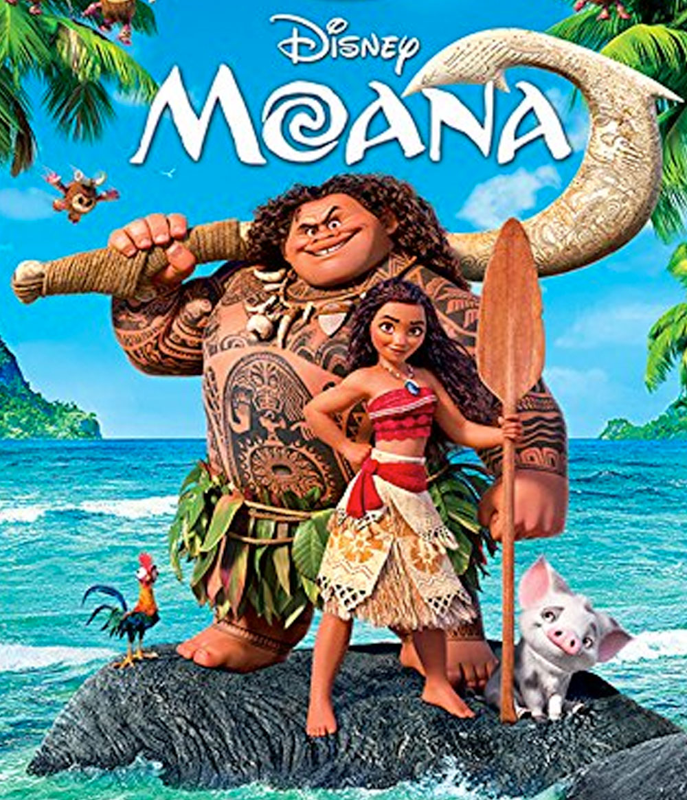 Moana (HD) Google Play Redeem (Ports To MA)