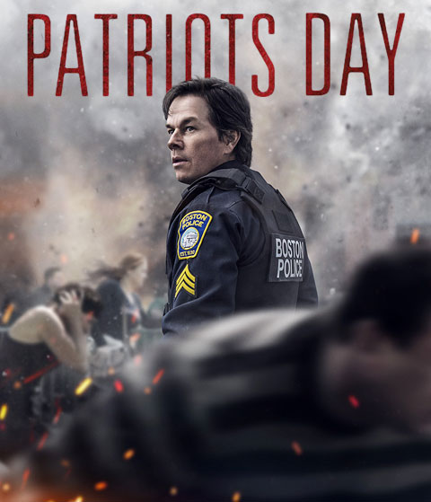 Patriots Day (HD) iTunes Redeem