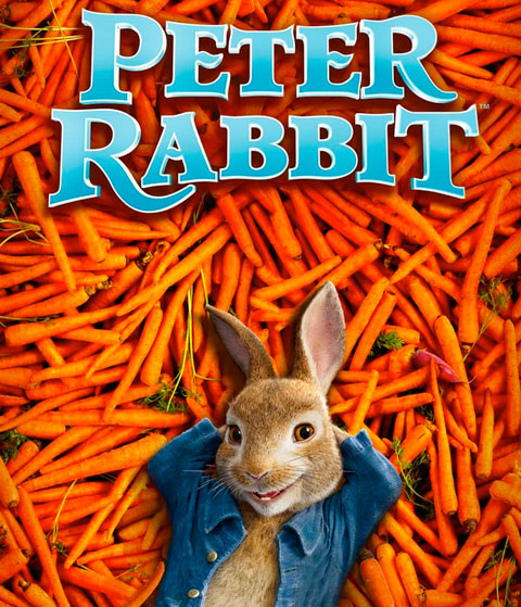 Peter Rabbit (HD) Vudu at uvredeem.me/peterrabbit / Movies Anywhere at uvredeem.me/ma (Will Port to iTunes via MA)