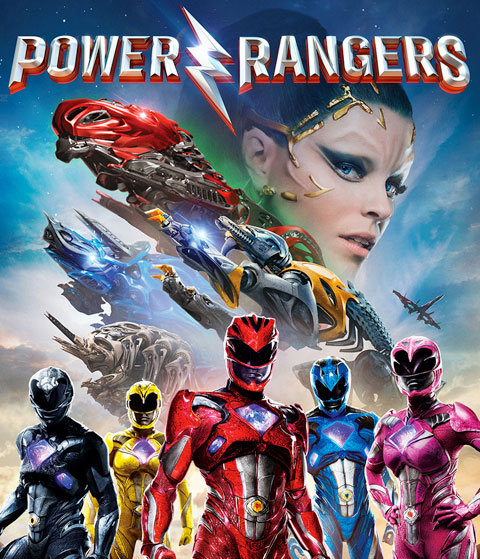 Power Rangers (4K) iTunes Redeem