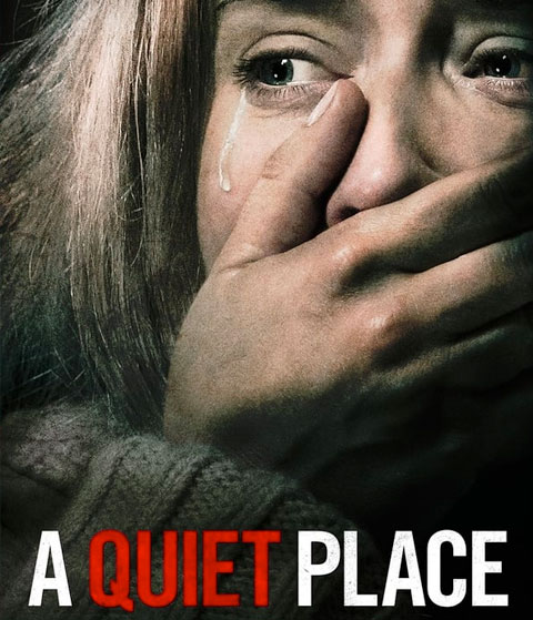 A Quiet Place (HDX) Vudu at uvredeem.me/quietplace