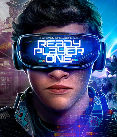 Ready Player One (HD) Vudu / Movies Anywhere Redeem