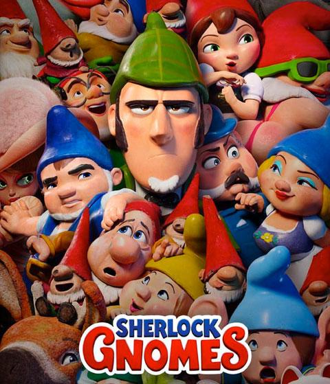 Sherlock Gnomes (4K) iTunes Redeem