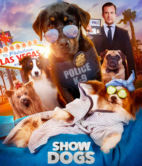 Show Dogs (HD) Vudu at uvredeem.me/showdogs / Movies Anywhere at uvredeem.me/ma (Will Port to iTunes via MA)