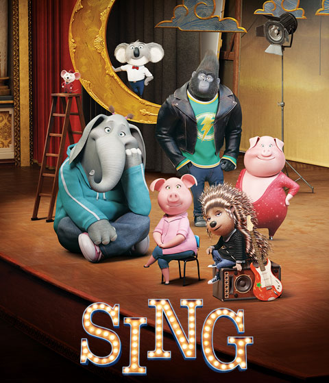 Sing (4K) ***Redeem on iTunes*** (Will Then Port to Movies Anywhere as HD)