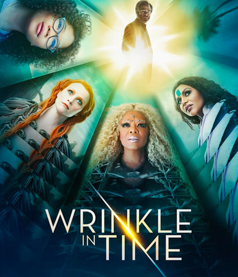 A Wrinkle In Time (HD) Google Play Redeem (Ports To MA)