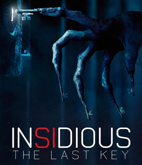 Insidious: The Last Key (SD) Vudu / Movies Anywhere Redeem
