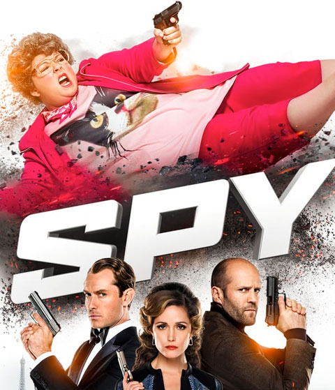 Spy – Unrated (HD) Vudu / Movies Anywhere Redeem