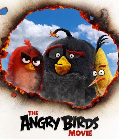 The Angry Birds Movie (HD) Vudu / Movies Anywhere Redeem