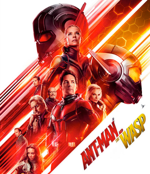 Ant-Man And The Wasp (HD) Google Play Redeem (Ports To MA)