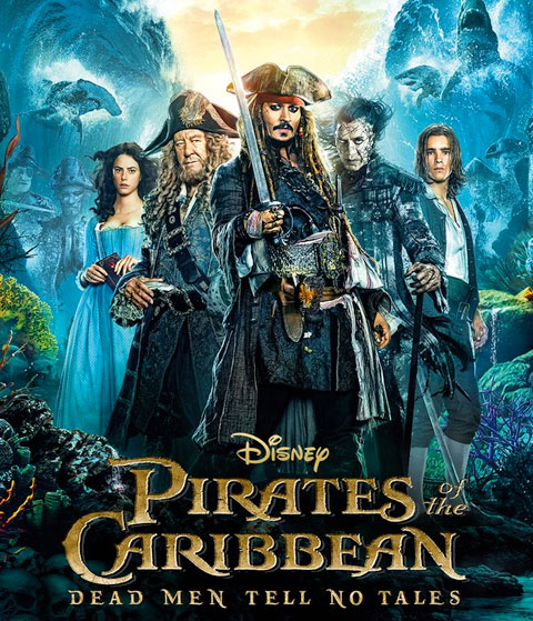 Pirates Of The Caribbean: Dead Men Tell No Tales (HD) ITunes Redeem (Port To MA)