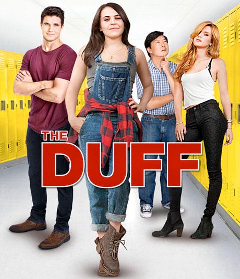 The DUFF (SD) Vudu Redeem