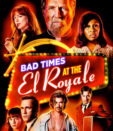 Bad Times At The El Royale (HD) Vudu / Movies Anywhere Redeem