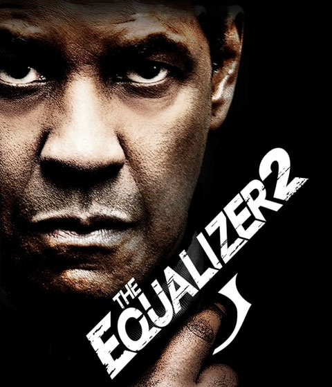 The Equalizer 2 (HD) Vudu / Movies Anywhere Redeem