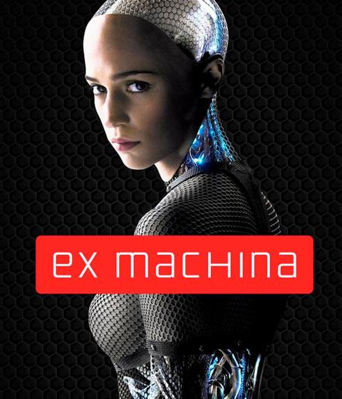 Ex Machina (SD) Vudu Redeem