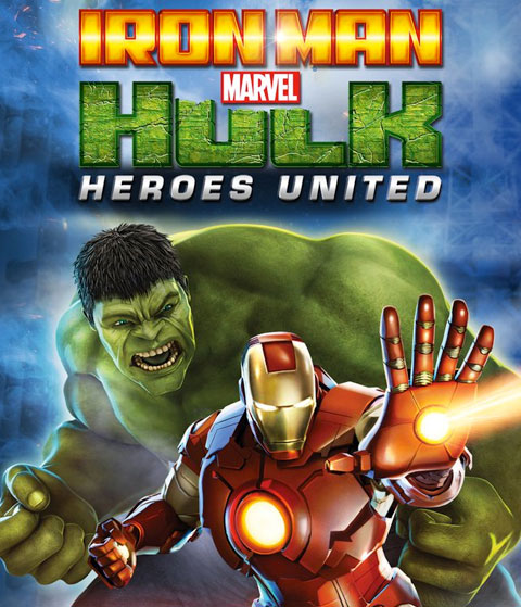 Iron Man & Hulk: Heroes United (HD) Google Play Redeem (Ports To MA)