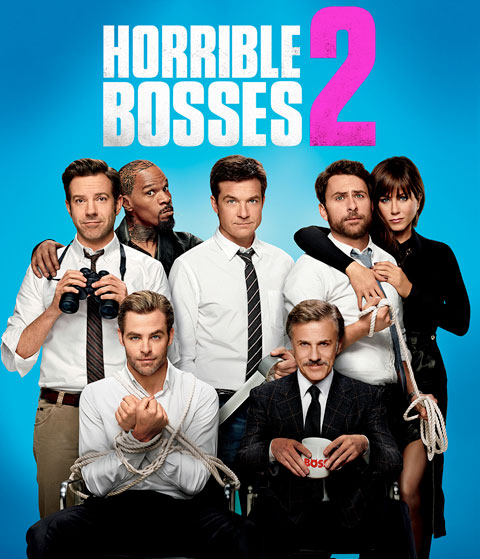Horrible Bosses 2 (HD) Movies Anywhere Redeem