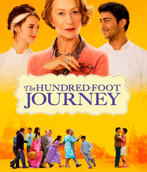 The Hundred-Foot Journey (HD) Google Play Redeem (Ports To MA)